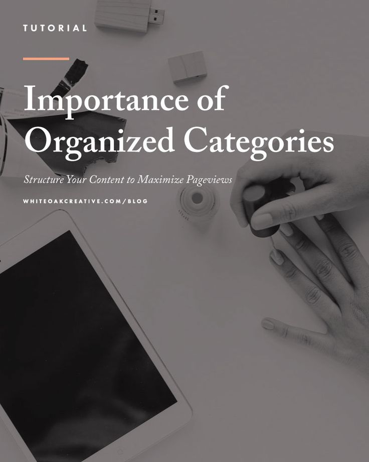 Why Organizing Your Blog Post Categories can help increase your pageviews, How and Why You Should Manage Your WordPress Blog Categories to Increase Page Views, blog tutorial, blog tip, drag and drop, blog design, wordpress tutorial