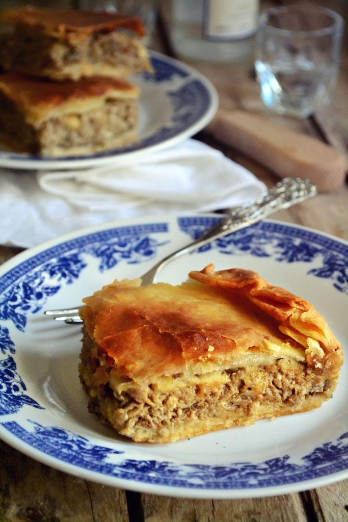 Συνταγή με Μελιτζάνες Πίτα