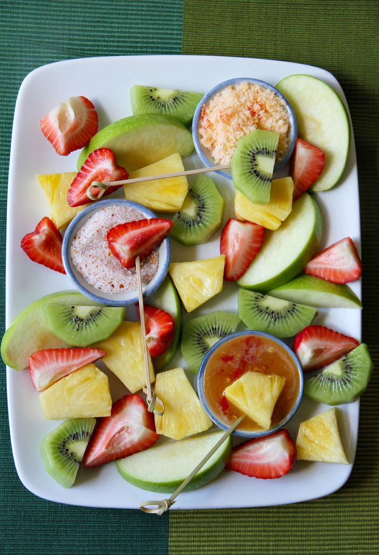 Fruit Dips, Thai Style: Thai Food, Summer Fruit, Thai Fruit, Features Posts, Thai Style, Food Ideas, Asian Food, Style Fruit, Fruit Dips