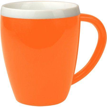 Farberware Orange Mug