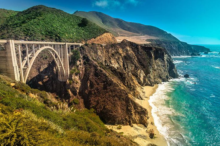 10 unmissable spots on a west coast America road trip