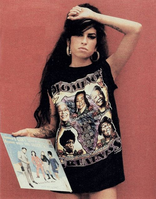 Amy Winehouse cherished her James Brown LP