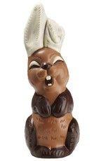 Chocolade Paashaas XL 36cm - melkchocolade paashaas - 500g
