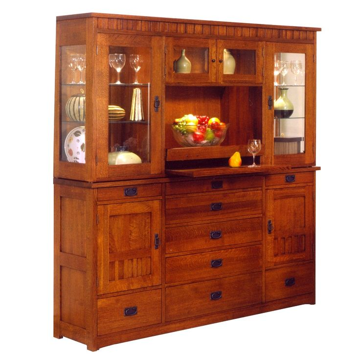 Shop Craftsman USA  1263 Mission Buffet at ATG Stores. Browse our buffets, sideboards & hutches, all with free shipping and best price guaranteed.