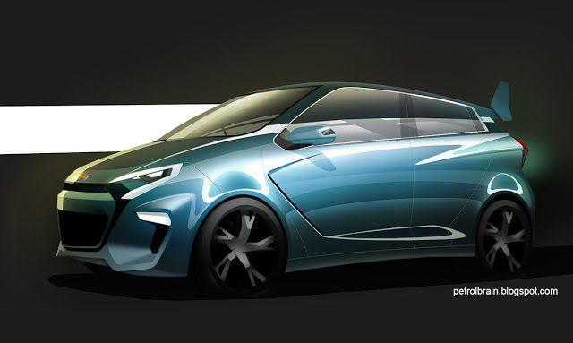 Petrolbrain's: Spark GT Concept