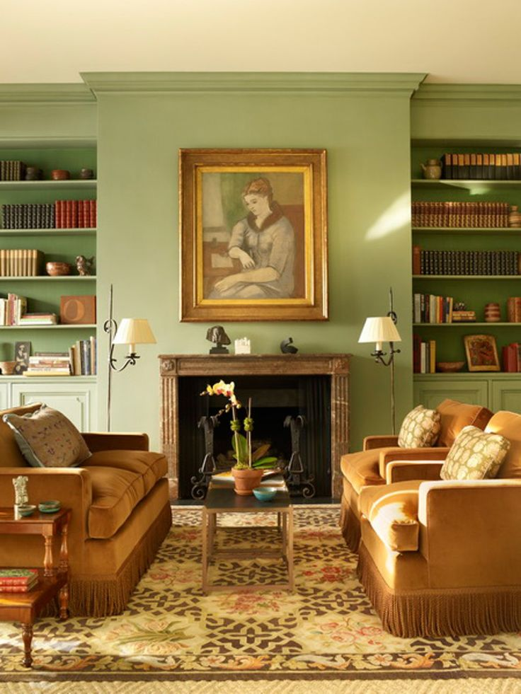 Classic Home Library Design: Home Library Design, Classic