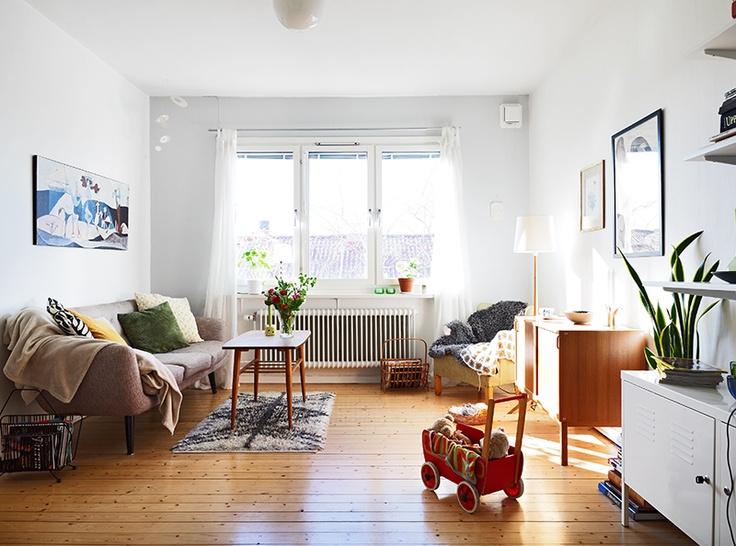 14 best Urban Living images on Pinterest Urban life, 60 s and - einrichtung kleine wohnung tamar rosenberg