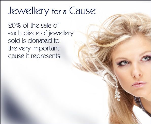 - Jewellery for a Cause