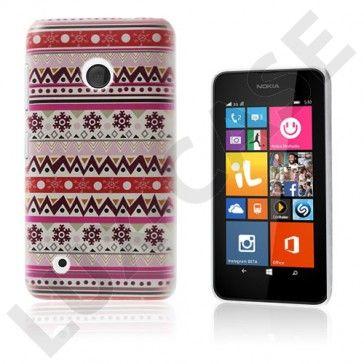 Persson (Geometrisk Mønster) Nokia Lumia 530 Deksel