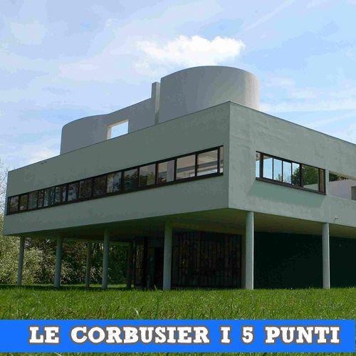 Oltre 25 fantastiche idee su architettura moderna su - Le corbusier tetto giardino ...