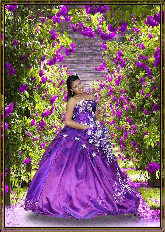 14 beste afbeeldingen van meus 15 anos - Bruidsmeisjesjurken ...