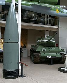 Schwerer Gustav - Wikipedia, the free encyclopedia - the shell fired by Gustaf railway gun weighed 3.1 tons.
