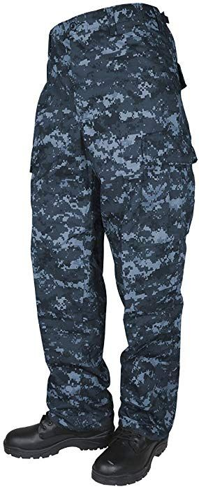 92ea3b24c9ee2 Tru-Spec Men's BDU Pants Navy Digital CAMO | camo in 2019 | Camo ...
