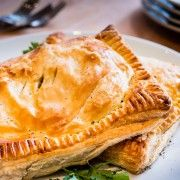 Fillet steak and stilton pasties - Women and Home