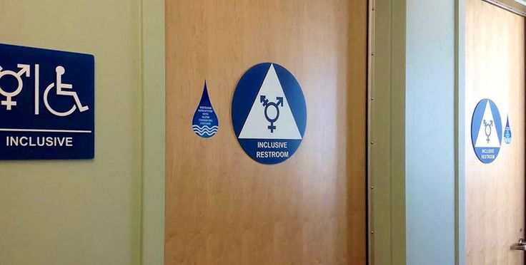 North Vancouver's Seycove Secondary just became the first in the area to introduce a gender-neutral washroom, a facility that anyone can use.