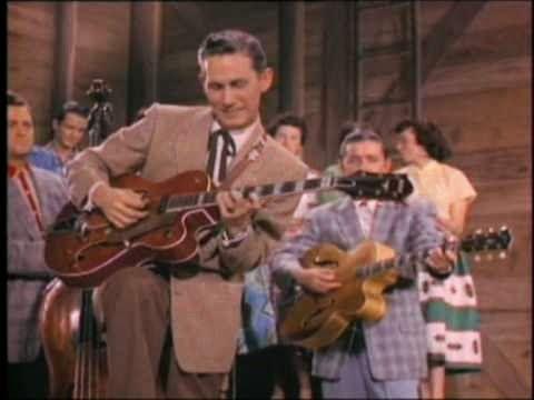 That was yesterday: Chet Atkins - Mr. Sandman (TV 1954)