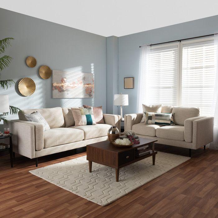 Helsinki European Design Genuine Sofa Set
