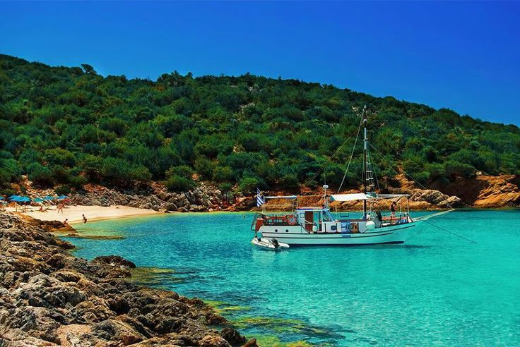 GREECE CHANNEL | #Samos island ...Samiopoula http://www.greece-channel.com/