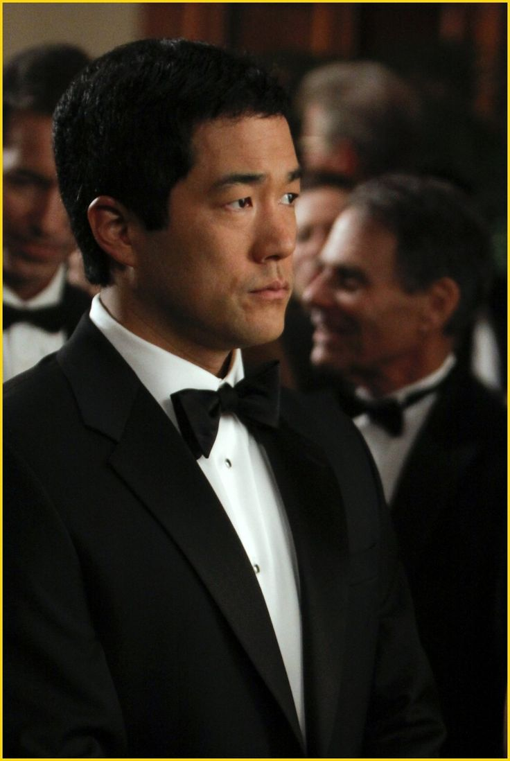 'Kimball Cho' (The Mentalist)...meow! This dude is sexy as hell.