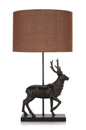 Buy Stag Table Lamp From The Next UK Online Shop