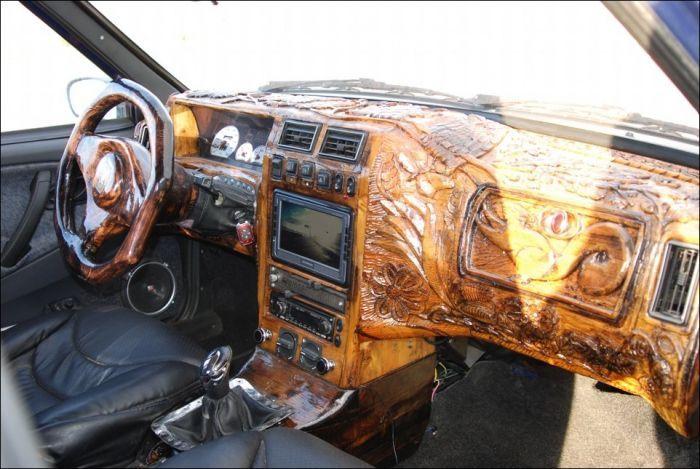 ... Wood Interior Car - Simple Wood Interior Car Intended Design Decorating