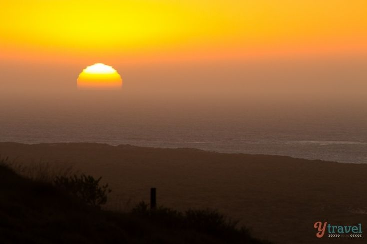 Sunset at Vlaming Head Lighthouse, Exmouth, Australia