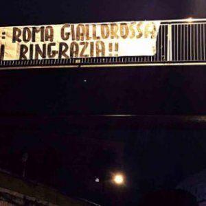 """Gli ultrà tifano per il ministro Lotti: """"Roma giallorossa ti ringrazia"""" #lavoratori #salari #tasse #roma #stipendo #INPS"""