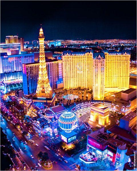 Love it, spent several nights here drunk. Las Vegas Strip.