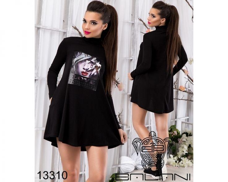 Платье гольф - 13310