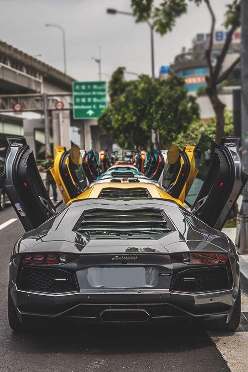 Lamborghini Aventador Collection