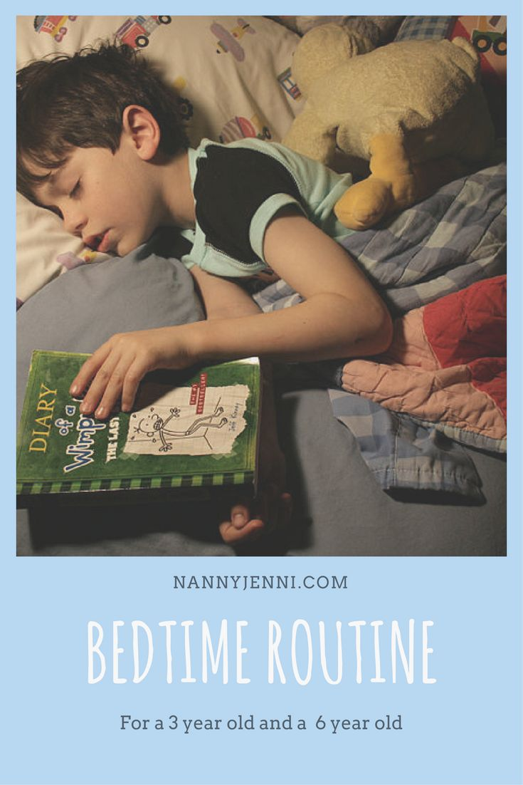 Come and take a look at my three year old and six year old nanny children's bedtime routine.