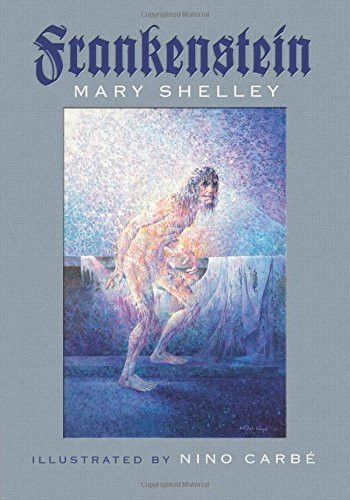 Frankenstein: Or, The Modern Prometheus by Mary Shelley (2016-04-20) Hardcover