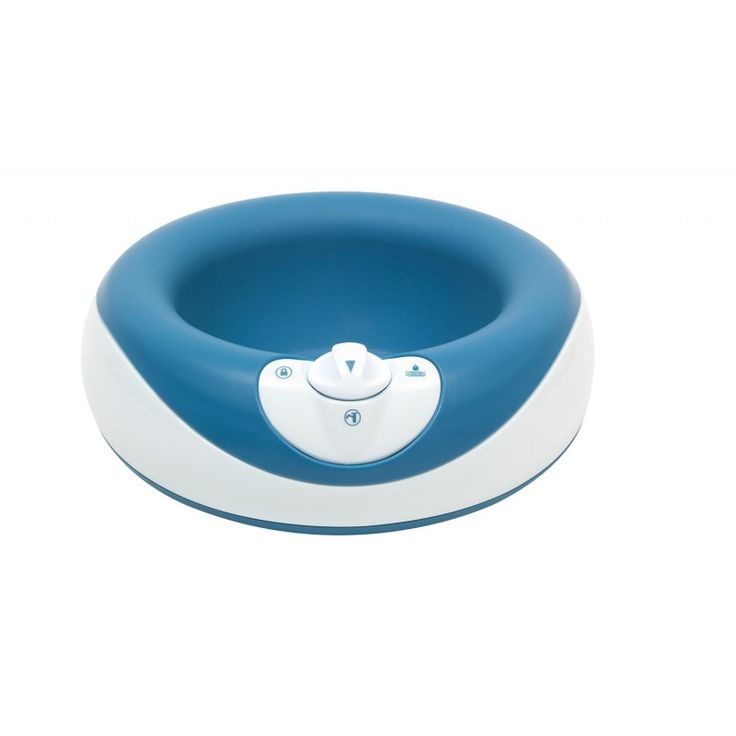 Ergonomically designed, portable and sturdy smart water bowl for cats and dogs that provides fresh, carbon-filtered water as often as the animal desires.    Conventional water bowls often contain a limited amount of water which can be further reduced by evaporation or spills which can lead to your pet being denied its daily fresh drinking water needs Click to view
