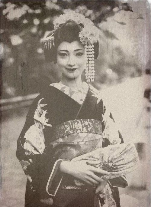 por rrrick * error888: 古 写真 見る と 江戸 時代 の 島津 家 の 姫 様 が 可愛かっ た: 哲学 ニュース nwk