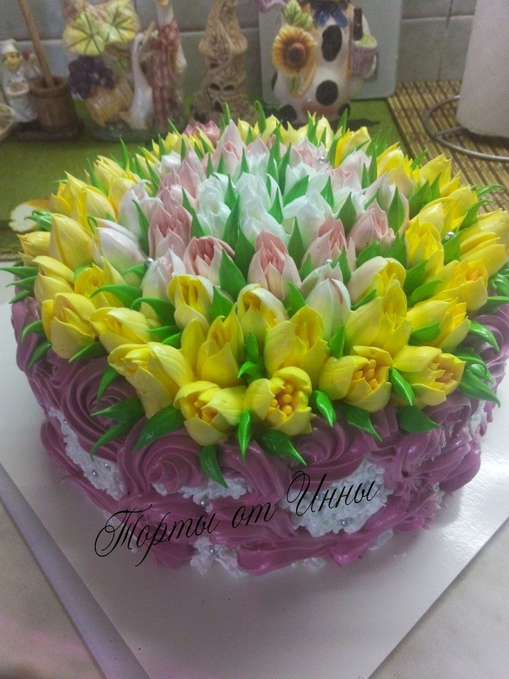 """Торт """"Трюфельный"""" #торт_на_заказ_киев #день_рождения #бисквитный_торт #шоколадный_торт"""