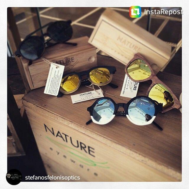 Στα Οπτικα Στεφανος Φελωνης στο Αγρίνιο θα βρείτε ολοκληρωμένη της συλλογη των Nature !!! Nature Eyeware το απόλυτο Ελληνικό brand !!!!