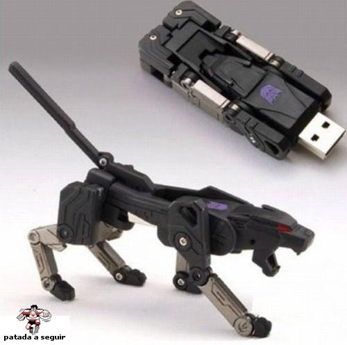 Transformes (Nivel USB)