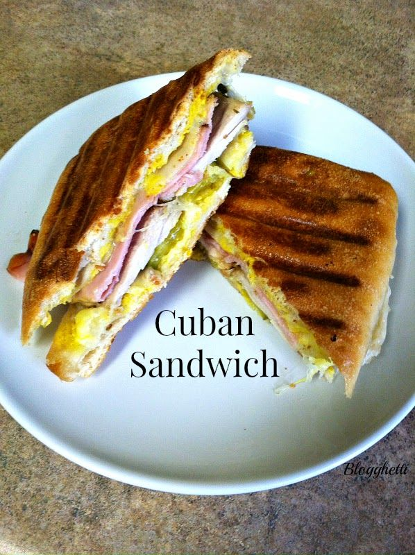 Blogghetti: Cuban Sandwich