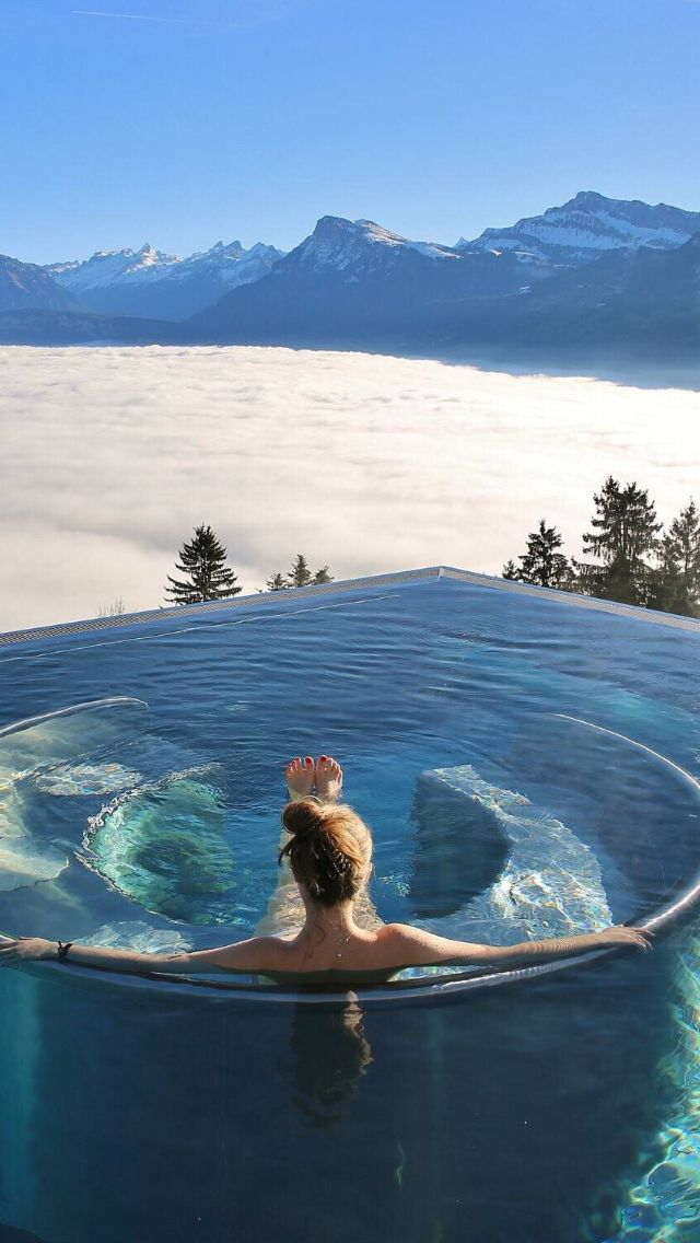 Villa Honegg ~ Switzerland ✔️