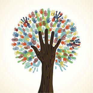 Community Tree #100in1MI #100in1day #Whatif #milano #inspiration #enjoyMI #città #coesione #società