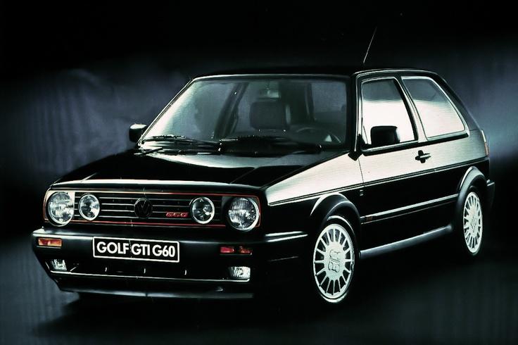 Volkswagen MKII Golf GTI G60  Türkiye pazarına girmeyen bu nadir araca bir dönem sahip olduğum için kendimi çok şanslı sayıyorum.