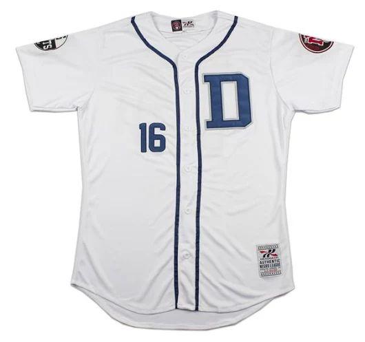 Negro League Dallas Black Giants Baseball Jersey by Headgear