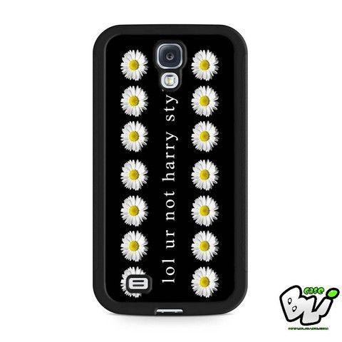 Harry Styles Daisy Flowers Samsung Galaxy S4 Case
