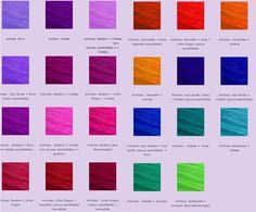 misturas de anilina para cores de tinta cabelo http://omeleteroxo.blogspot.com.br/2011/08/nocoes-de-como-pintar-o-cabelo-com.html  http://chibikawaiihime.blogspot.com.br/2013/01/pintando-o-cabelo-com-anilina.html