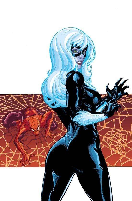 Photo of Black Cat for fans of Marvel Comics.