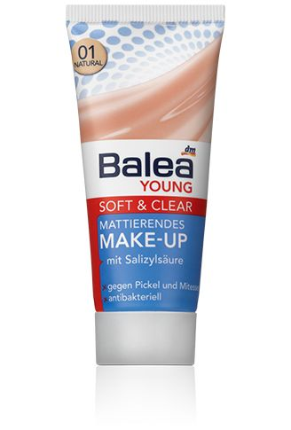 Balea Young Mattierendes Make-up