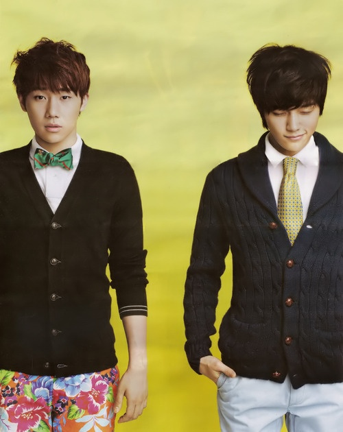 Infinite for High Cut