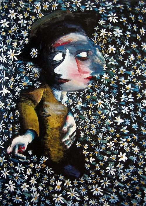 Charles Blackman. Australian, born in 1928.