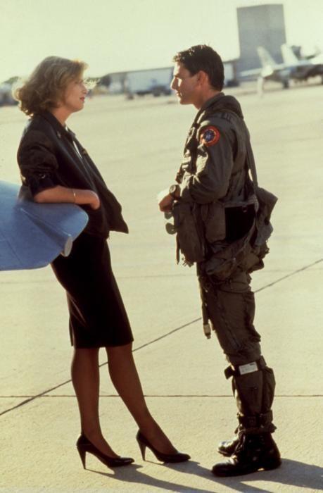 { 1986 } Top Gun  - Kelly McGillis, Tom Cruise, 1986