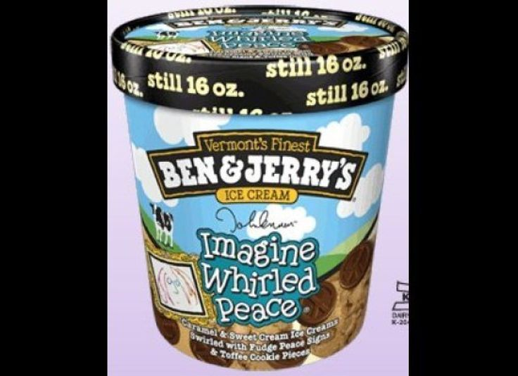 Ben & Jerry's has funny names for some of their ice creams.  The also nail It With New Core Ice Cream Flavors